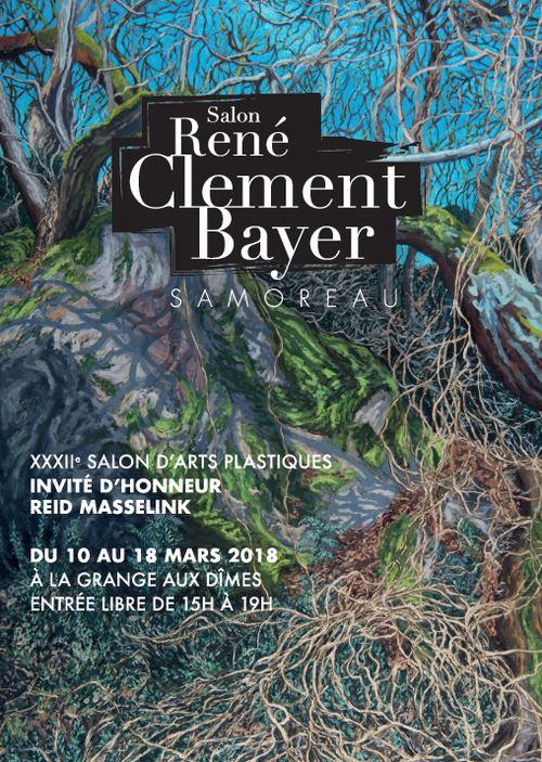 32eme Salon des Arts Plastiques René Clement Bayer