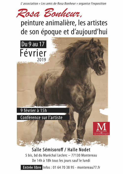 Group exhibition in Montereau
